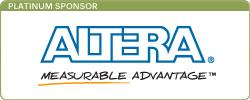 Altera sponsors IWOCL